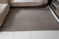 Tapete de sala manual mesclado medindo 150x200 cm - Foto 1