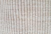 Tapete de sala manual cru com caramelo medindo 150x200 cm - Foto 3